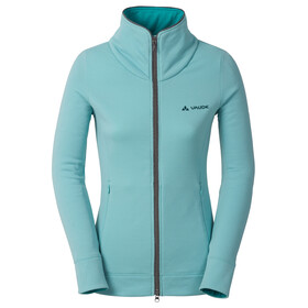 VAUDE Lory Jas Dames turquoise